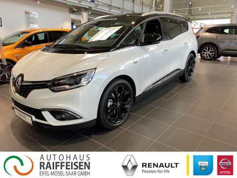 Renault Grand Scenic 1.3 IV Black Edition TCe 160 Haifischantenne Abstandstempomat