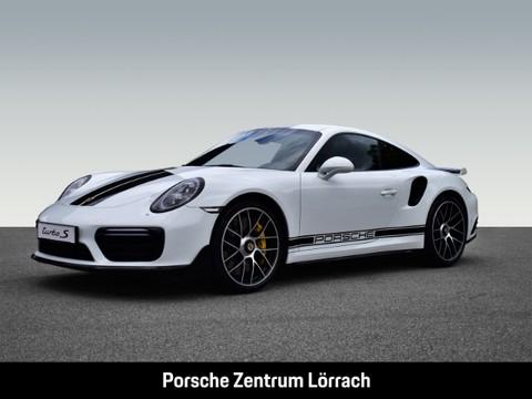 Porsche 991 (911) Turbo S sehr gepflegt