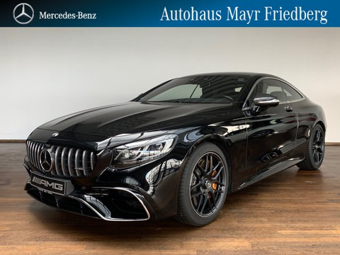Mercedes-Benz S63 8.0 Coupé VOLLAUSSTATTUNG 2300