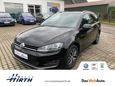 Volkswagen Golf Variant 1.4 TSI Golf VII Comfortline Allstar
