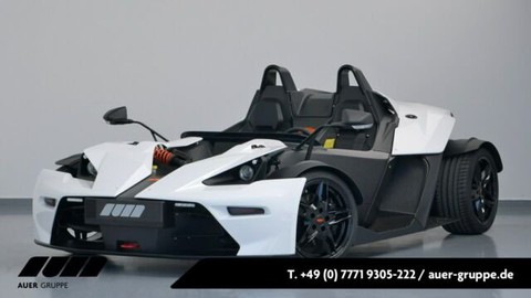 """KTM X-BOW """"R"""" MY20 Roadster AUER GRUPPE"""