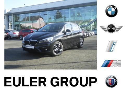 BMW 218 Active Tourer i A Sport Line Multif Lenkrad