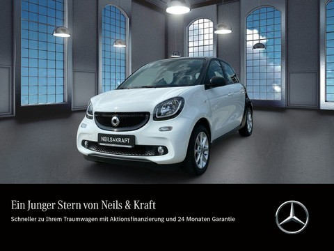 smart ForFour turbo