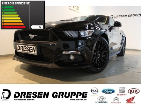 Ford Mustang 5.0 Ti-VCT GT V8 Automatik rot