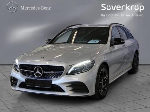 Mercedes-Benz C 220 d T AMG NIGHT