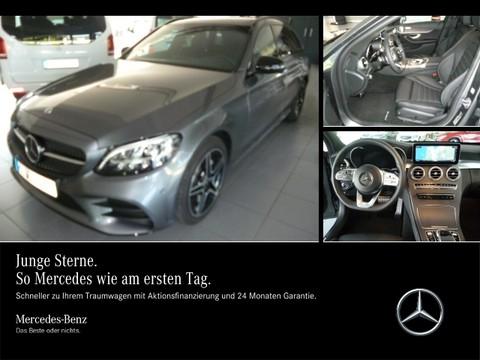 Mercedes C 220 d AMG Nightp PanoDach