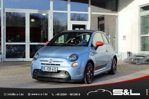 Fiat 500E Elektro 113PS aus Californien D-Zulassung
