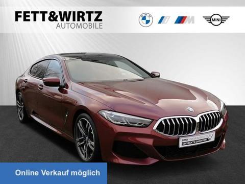 BMW 840 d xDrive GC M-Sport Laser TV H K