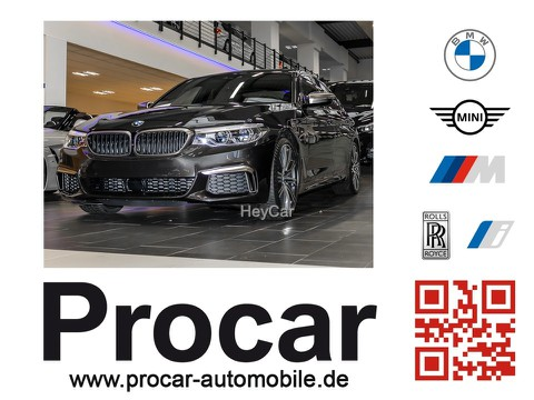 BMW M550 d xDrive M Sportpaket Innovationsp