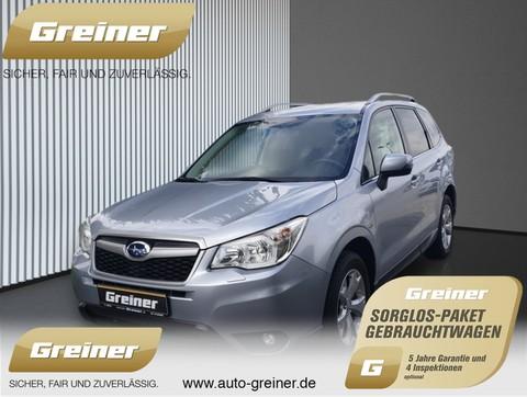 Subaru Forester 2.0 Exclusive |