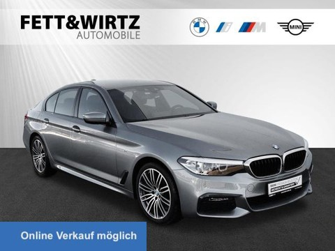 BMW 520 d M-Sport HiFi 19