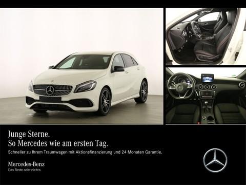 Mercedes A 180 AMG Nightpak