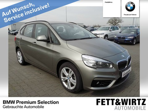BMW 218 Active Tourer Sport Line