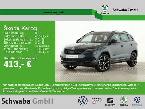 Skoda Karoq 2.0 TSI SPORTLINE CANTON