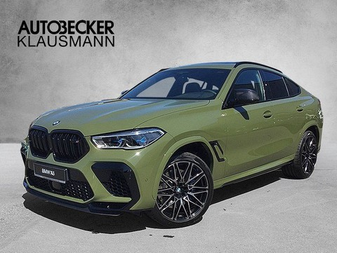 BMW X6 M Competition Gestiksteuerung B&W Surround