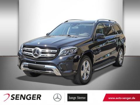 Mercedes-Benz GLS 500 undefined