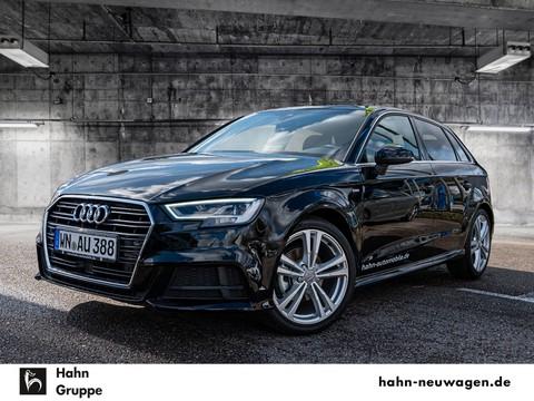 Audi A3 Sportback Sport Sline selection
