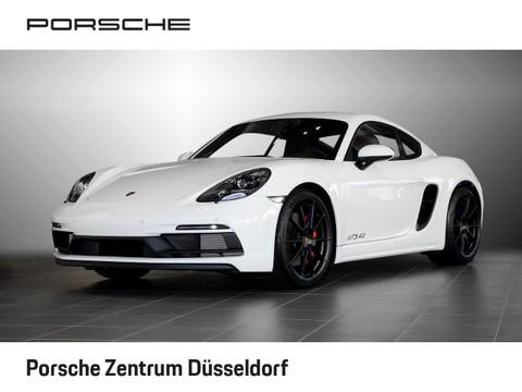 Porsche Cayman 4.0 718 GTS Adapt (18-Wege)