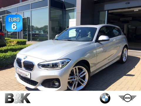BMW 125 d SAG M Sport K