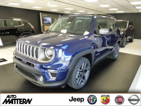 Jeep Renegade Limited Paket E6D