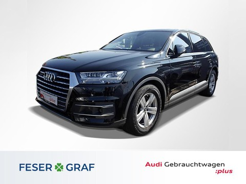 Audi Q7 3.0 TDI Stdh Night-view