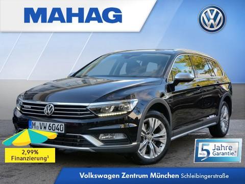 "Volkswagen Passat Variant 2.0 TDI Alltrack ""Business Premium"""