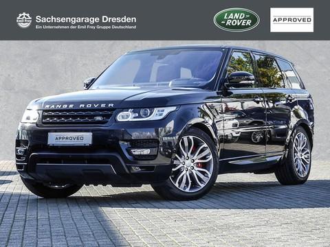 Land Rover Range Rover Sport SDV6 HSE Dynamic Soft Door