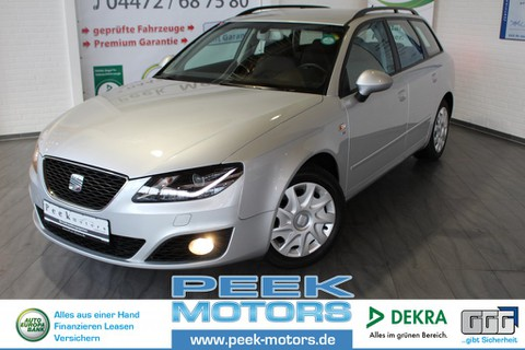 Seat Exeo 2.0 TDI ST Reference