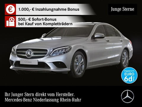 Mercedes-Benz C 180 Avantgarde Sitzkomfort