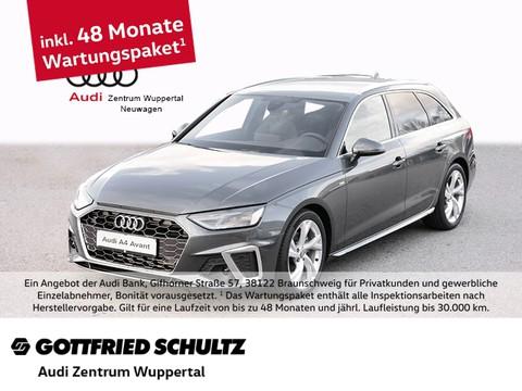 Audi A4 AVANT S LINE 35 TFSI UPE 45810