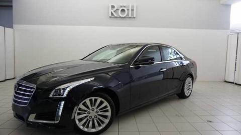 Cadillac CTS 2.0 Premium