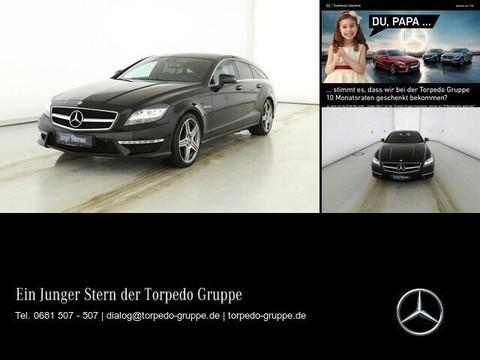 Mercedes CLS 63 AMG SB