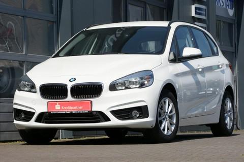BMW 218 d Active Tourer Advantage Driving Assistant