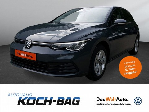 Volkswagen Golf 1.5 TSI VIII Life MFK TFL LM AppConnect