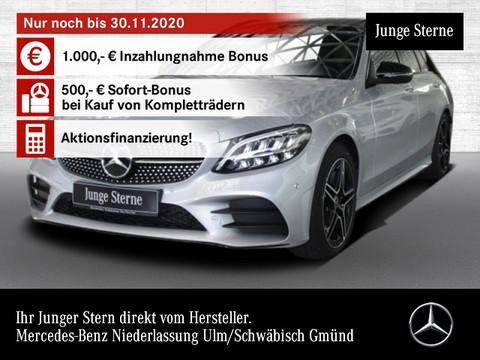 Mercedes-Benz C 300 T AMG ° Burmester Night