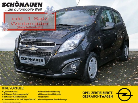 Chevrolet Spark 1.0 LT METALLIC