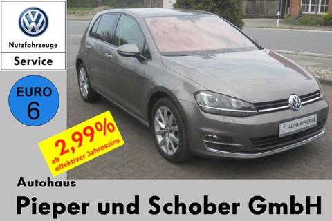 Volkswagen Golf Highline Frontscheibenheizung
