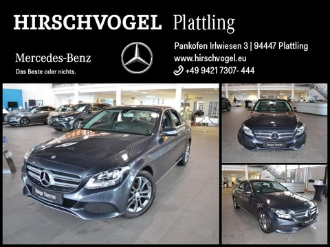 Mercedes-Benz C 180 AVANTGARDE Spiegel-Pak