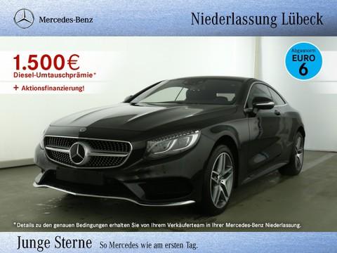 Mercedes S 400 Cp AMG Line