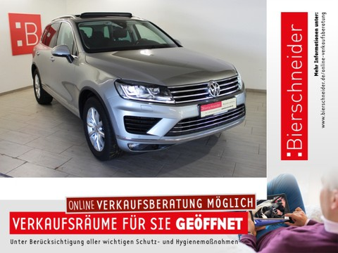 Volkswagen Touareg 3.0 TDI Chrome & Style 18 STAND DYN