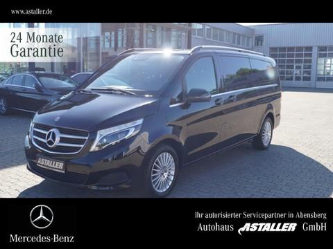 Mercedes-Benz V 250 d XL Extralang Avantgarde elTüren