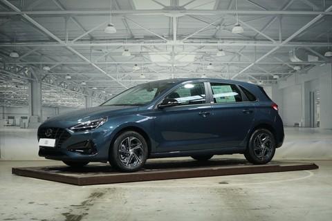 Hyundai i30 1.0 T-GDI Intro