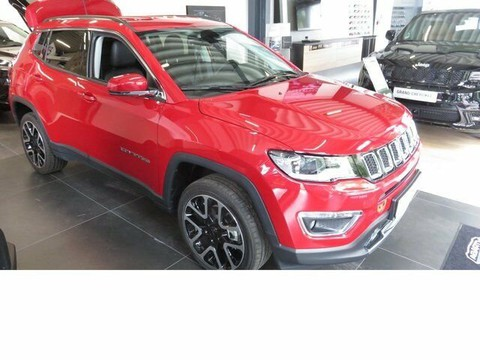 Jeep Compass Limited Winterpaket