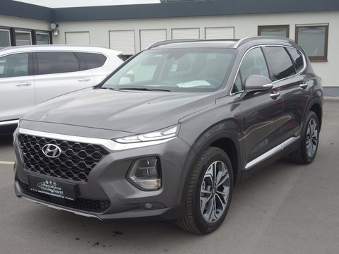 Hyundai Santa Fe 2.2 CRDi Shine