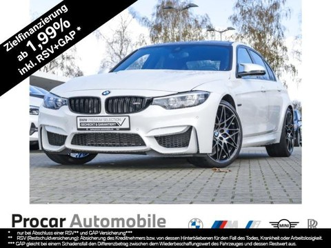 BMW M3 Competition MDriversP NavPr