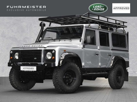 Land Rover Defender 110 Station Wagon   Matzker Umbau