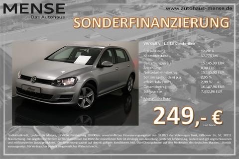 Volkswagen Golf 1.4 TSI VII Comfortline