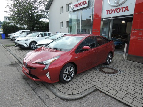 Toyota Prius Exec Display