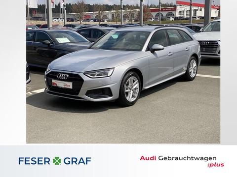 Audi A4 Avant 35 TDI advanced