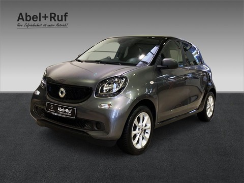 smart ForFour electric drive 15